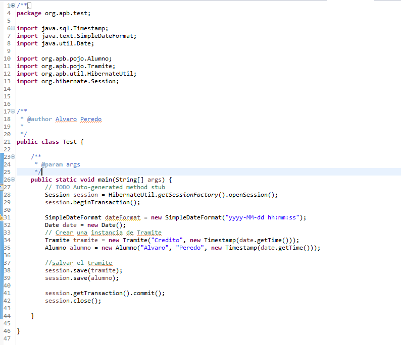 mapping file xml4